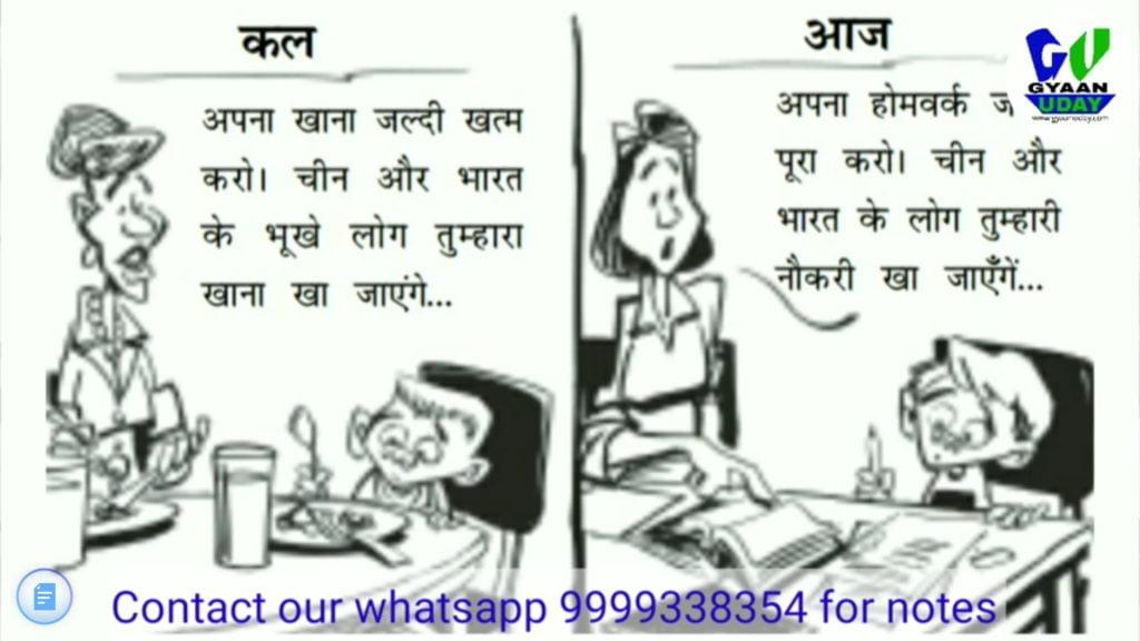 globalization in hindi